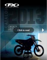 Catalogue Factory Effex 2013