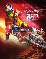 Catalogue Troy Lee Designs 2013