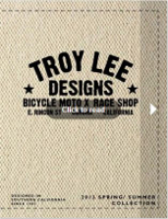 Catalogue Troy Lee Designs spring 2013