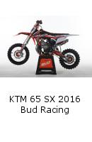 KTM 65 SX 2016 Bud Racing