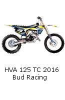 HVA 125 TC 2016 Bud Racing