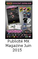 Publicité MX Magazine Juin 2015