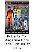 Publicité MX Magazine Hors Série Kids Juillet 2015