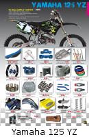 Yamaha 125 YZ
