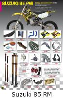 Suzuki 85 RM