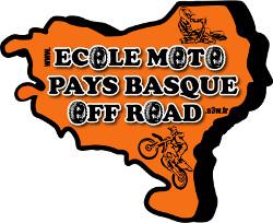Logo Ecole Moto Pays Basque OFFROAD